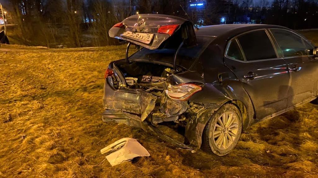 Учавствовал во вчерашней аварии на пересечении Комунны и Красина с участием Ситроен с4 и Камри. ДДП ...