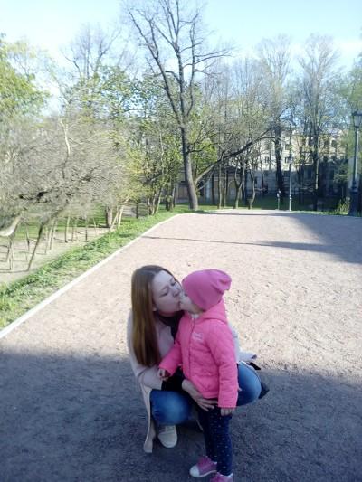 Кристина Ермакова, Санкт-Петербург