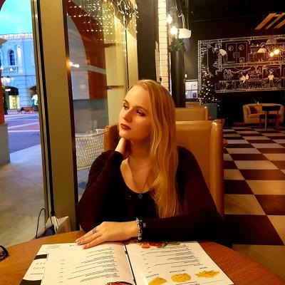 Дарина Барскова, Санкт-Петербург