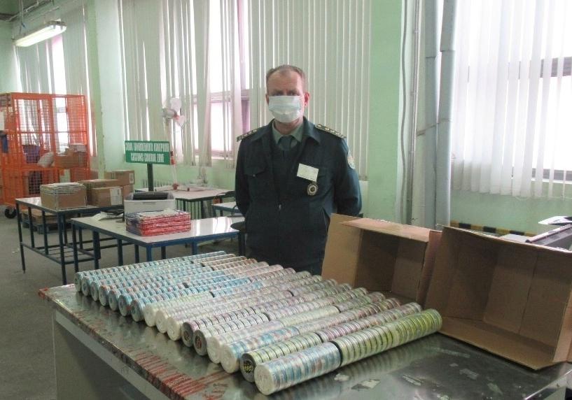 85 попыток незаконного перемещения табачной продукции в международных почтовых отправлениях пресекли...
