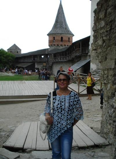 Наталья Карандасова, Хмельницкий