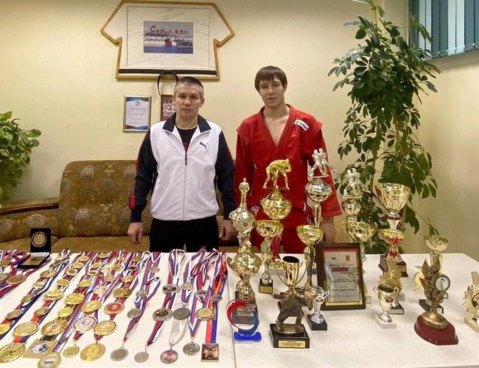 Андрей Онищенко стал бронзовым призёром чемпионата Европы по Самбо