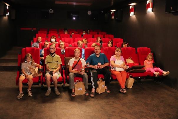 Акция «Ночь в кино» в Усть-Илимске
