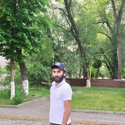 Nazir Jamalov, Алматы