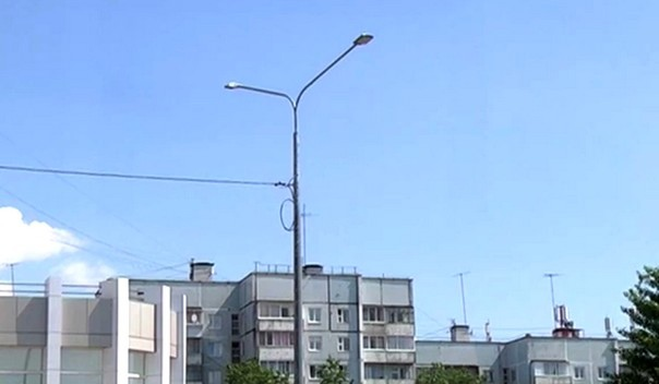 Модернизация наружного уличного освещения в Усть-Илимске
