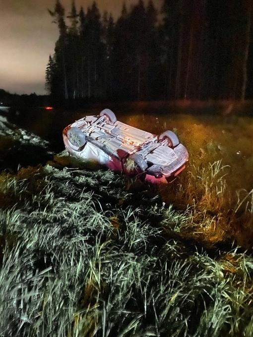 Ищу свидетелей вчерашнего ДТП, произошедшего 28 сентября примерно в 21.20 на 130 км трассы Сортавала...