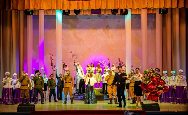 День Победы в Усть-Илимске (9 мая 2021 года)