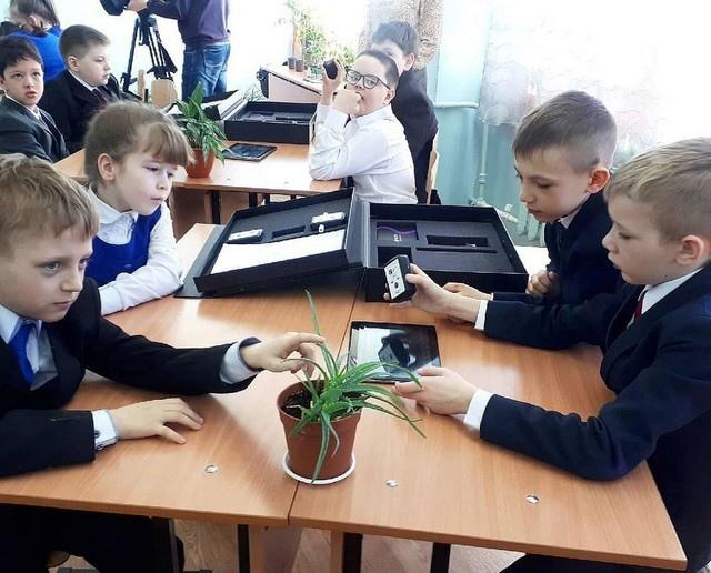 Биология переходит на цифру: новое оборудование в лицее Усть-Илимска