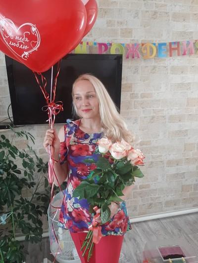 Татьяна Балаганская, Красноярск