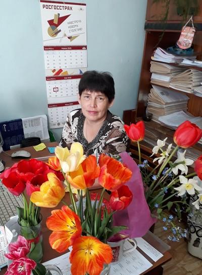 Анна Антропова, Грахово