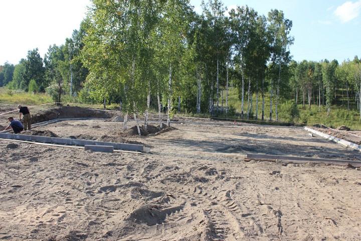 Новая детская площадка появится в левобережье Усть-Илимска