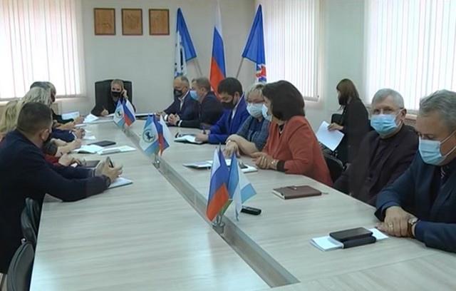 Планерное совещание Администрации Усть-Илимска 13 сентября 2021 года