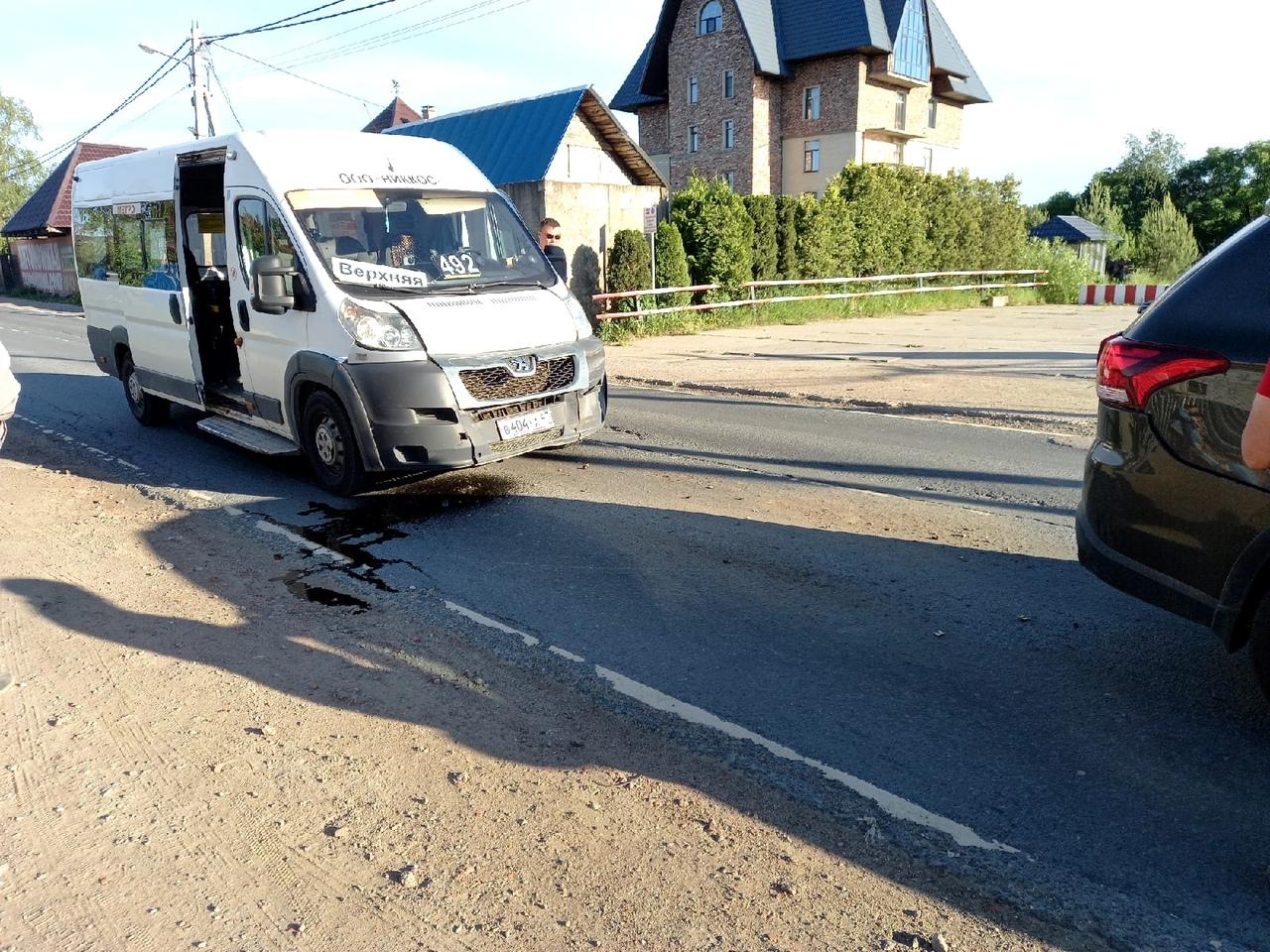ДТП с маршруткой в Новосергиевке в сторону Спб в 19: 20 ребёнок перелетел на сидение напротив, я ко...