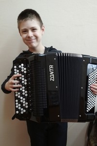 Костя Масеёнок