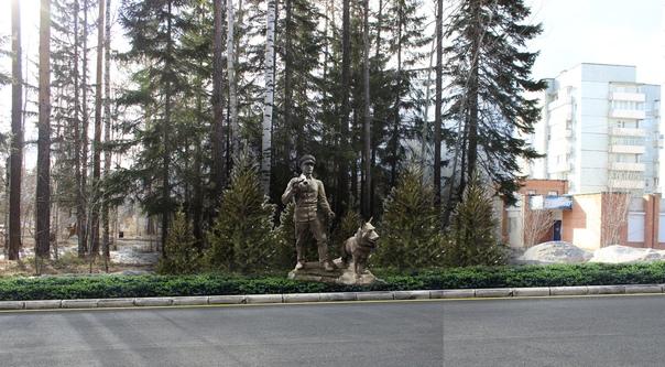 Памятник воину-пограничнику установят в Усть-Илимске на Аллее Славы