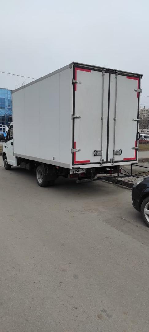 Ночью 20 апреля во Фрунзенском районе был угнан автомобиль Газель Next белого цвета 2021 года выпус...