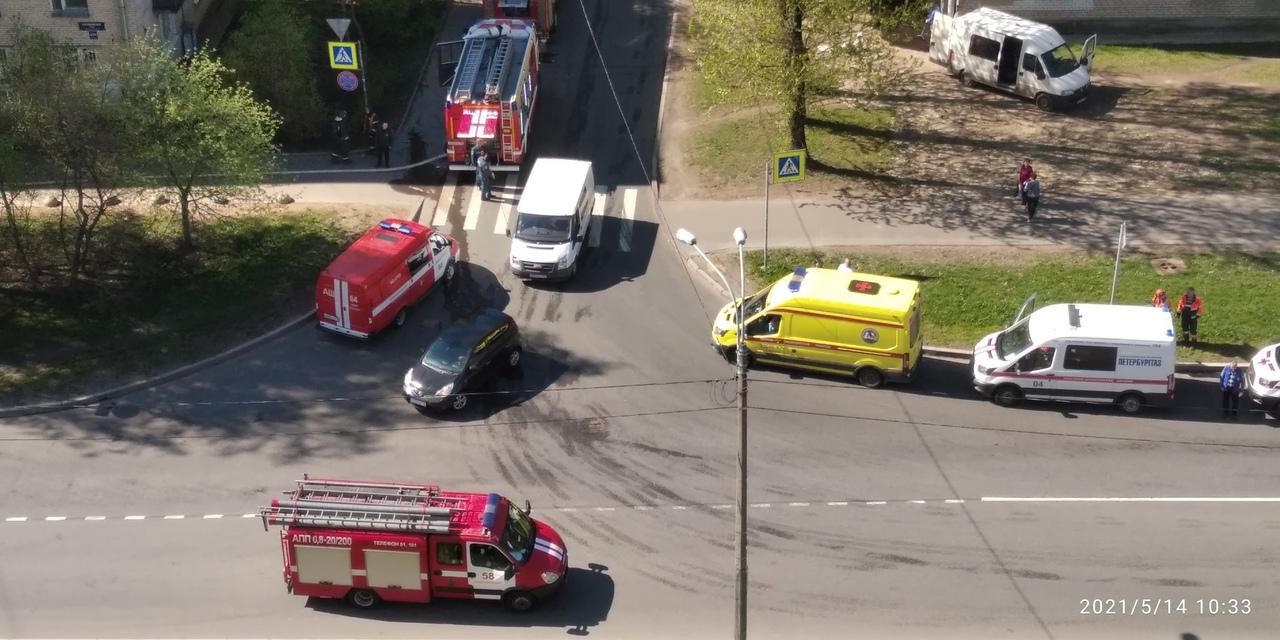 14 мая в 10:06 на телефон МЧС поступило сообщение о пожаре по адресу: Караваевская ул., дом 41. Одн...