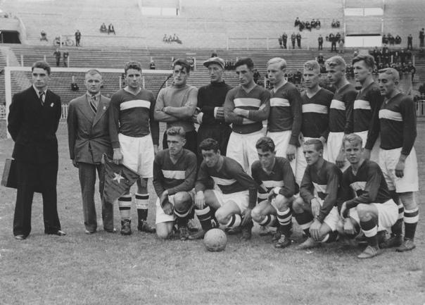Футбольный турнир Рабочей Олимпиады в Антверпене, 1937