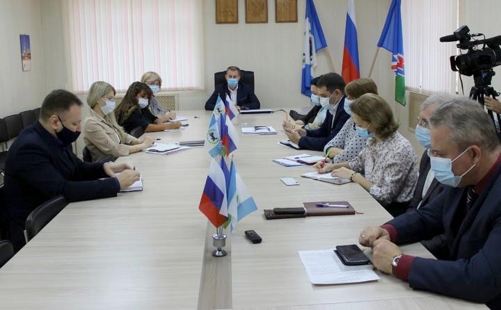 Планерное совещание Администрации Усть-Илимска от 11 октября 2021 года