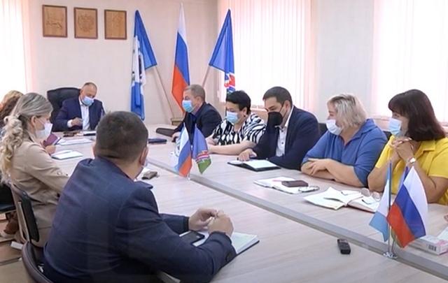 Планерное совещание Администрации Усть-Илимска от 9 августа 2021 года