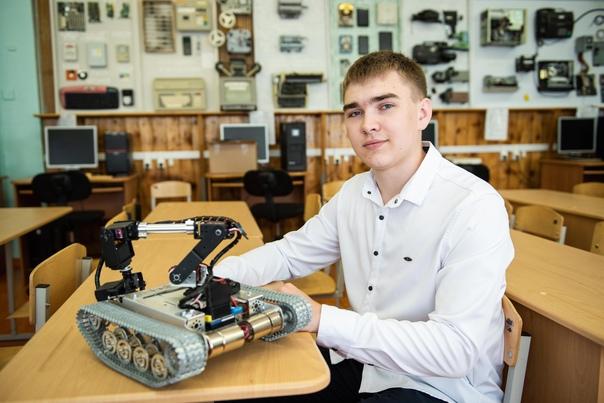 Алексей Елистратов получил спецприз Группы «Илим» в 2020 году
