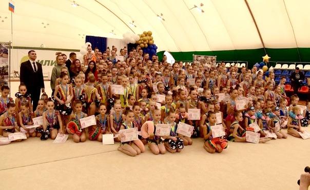 Открытое Первенство города Усть-Илимска по художественной гимнастике среди школьников «Арабеск»