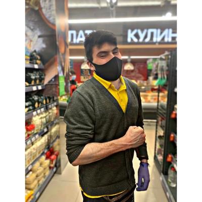 Александр Техник, Москва