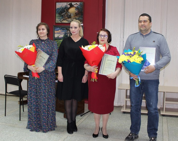 Состоялась церемония вручения премий мэра города «За вклад в развитие культуры»