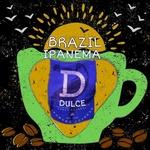 Элитный кофе из Бразилии: Ipanema Dulce (цена за 1кг, фасовка от 150гр)
