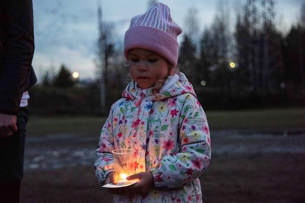 25.05.2021. Усть-Илимск. Акция к Дню пропавших детей