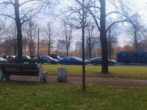 Слёт вагоновожатых на Пискаревского, 39