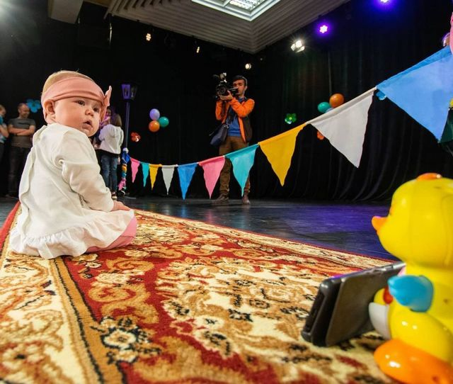 В Усть-Илимском театре драмы и комедии прошел конкурс «Карапуз-2021»
