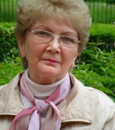 Наталия Никонорова, Санкт-Петербург