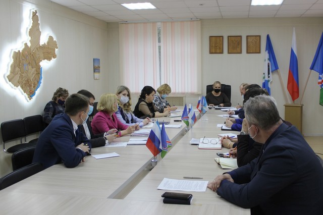 Планерное совещание Администрации города от 25 мая 2021 года