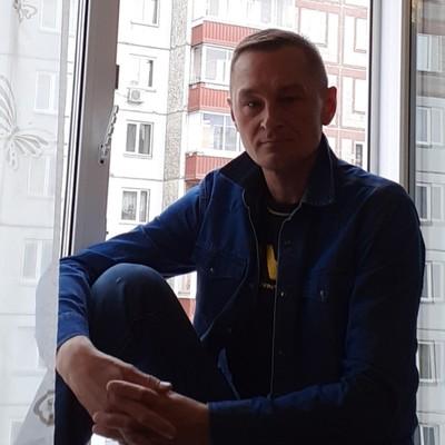 Роман Щипачёв, Красноярск