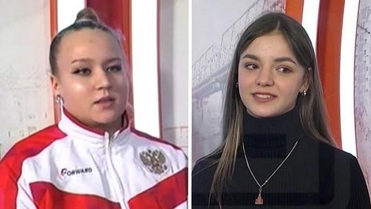 Татьяна Богданова и Елена Билотайте