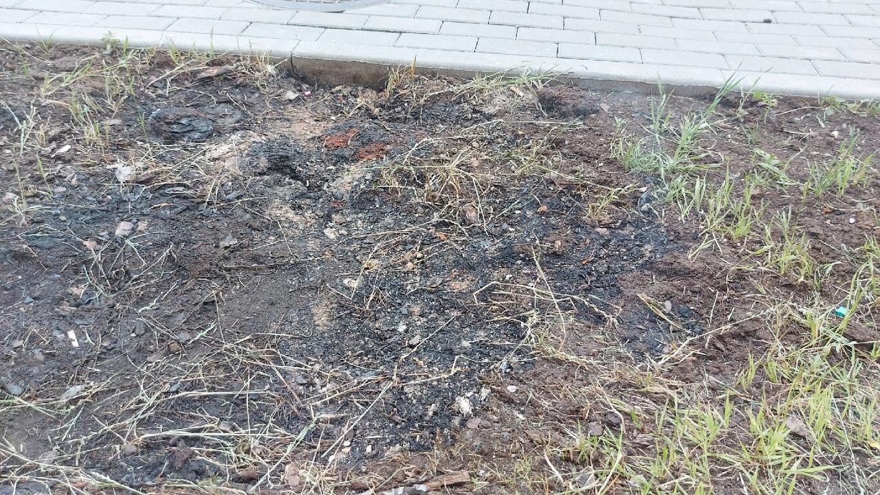 На Русановской у дома 18к3 судя по всему горит торф. Женщина из кафе сказала, что службы вызывали, а...