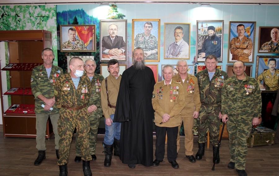 32-ю годовщину вывода советских войск из Афганистана отметили в Усть-Илимске