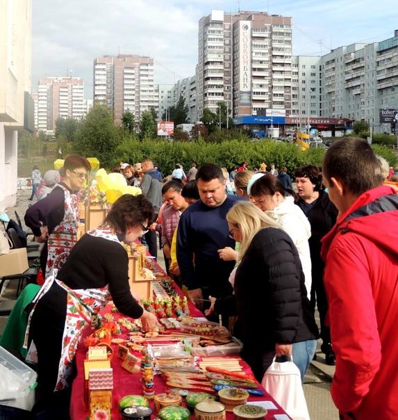 Выставка-ярмарка «Урожай-2021» в Усть-Илимске