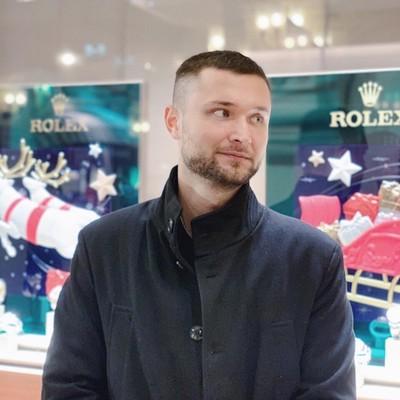 Александр Дедков, Москва