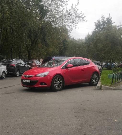13 октября в 5:50 во Фрунзенском районе от дома 23к2 по Будапештской был угнан автомобиль Opel Astra...