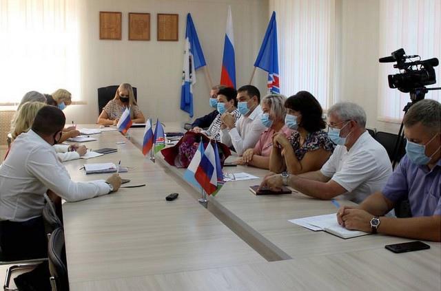 Планерное совещание Администрации Усть-Илимска от 26 июля 2021 года