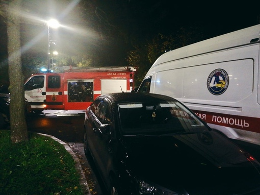 26 сентября в 03:19 на пульт мчс поступило сообщение о пожаре по адресу: улица Пионерстроя дом 18 В...