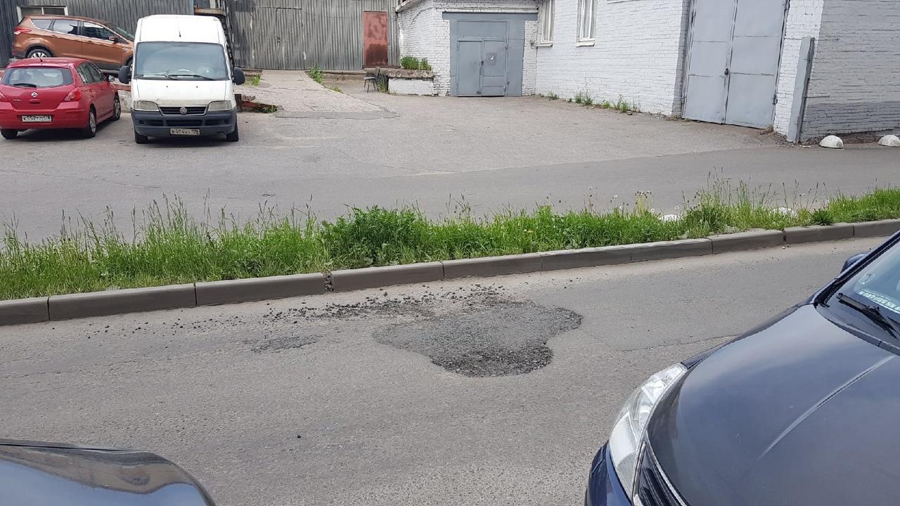 На Военной улице, возле апартаментов сделали дорогу. Ранее не знали чья дорога, но перед играми по ф...