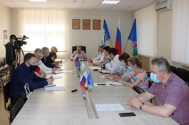 Планерное совещание Администрации Усть-Илимска от 6 июля 2021 года
