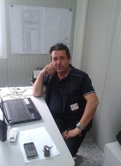 Franco Valsecchi, Красноярск