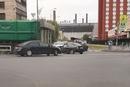 Опять авария на пересечении Маршала Говорова и Возрождения. Не забывайте, там есть камера, установит...