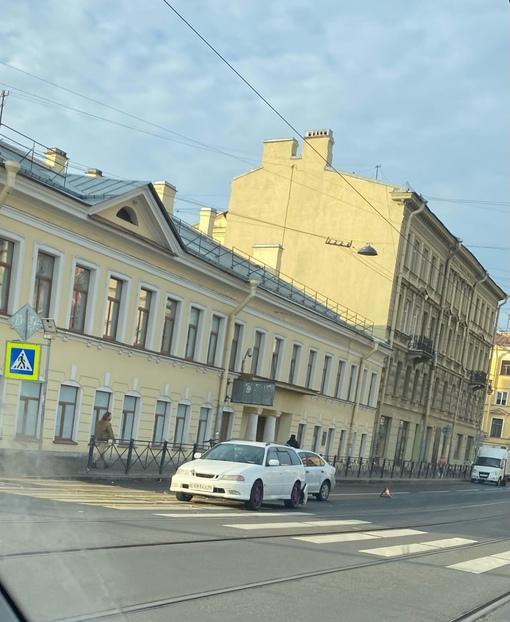ДТП на Садовой и набережной Крюкова канала