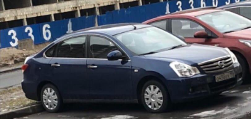 2 декабря в с 20 до 22 часов в городе Мурино с Петровского бульвара от дома 7, был угнан автомобиль ...
