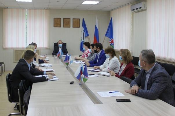 Планерное совещание Администрации Усть-Илимска от 22 июня 2021 года